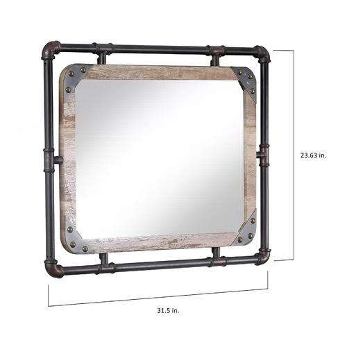 Tent Camp Mirror Frames